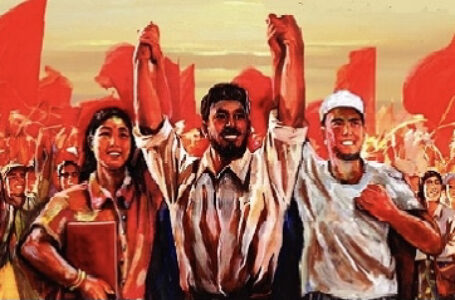 The Youth Movement & lessons learnt from the Great October Revolution