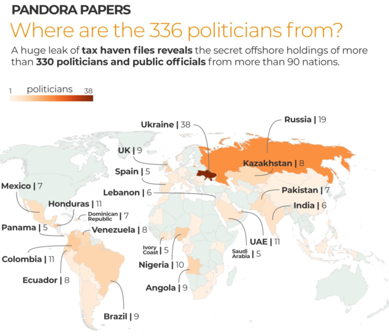 336 World-class crooks – including 2 Sri Lankans